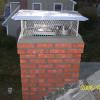 Rebuilt from the roof up, new brick, new liners, crown & chimney cap
